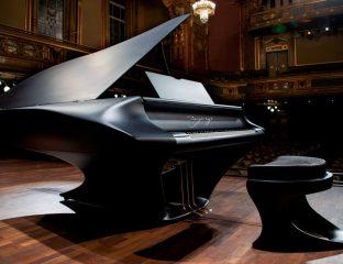 Пиано от бъдещето Богани