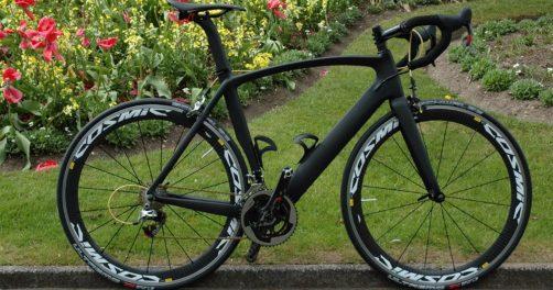Карбонов велосипед