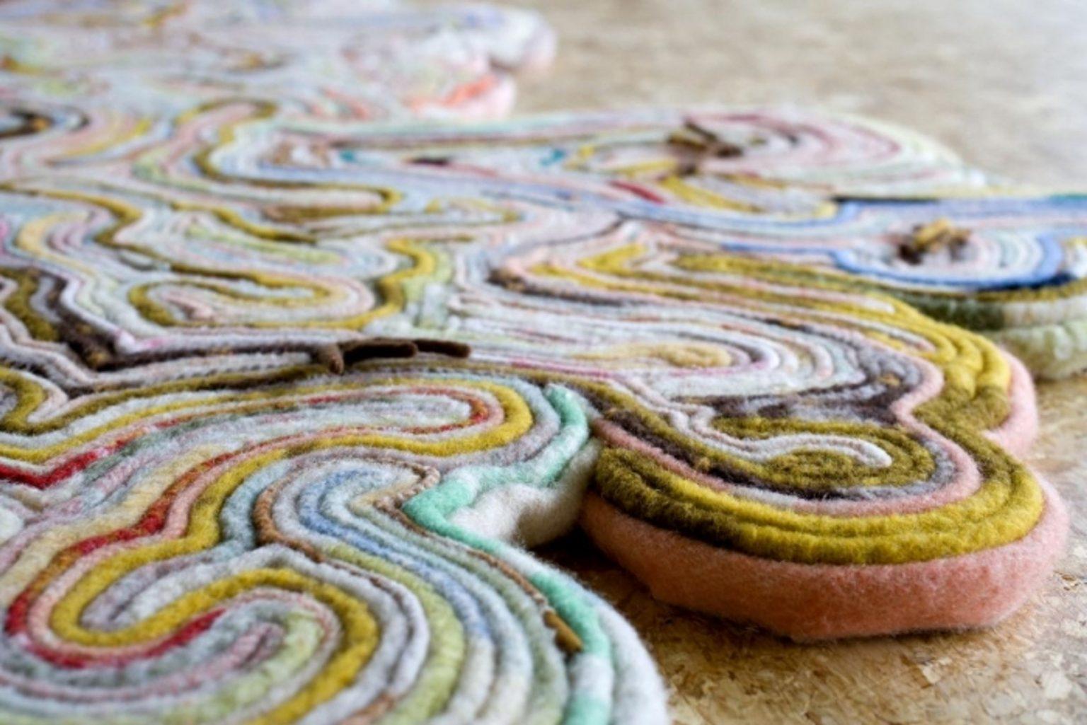 Най-нестандартните килими в света