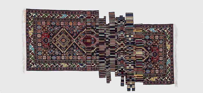 Най-ненормалните килими в света